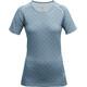 Devold Breeze Naiset Lyhythihainen paita , sininen